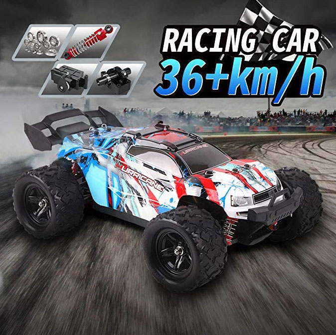 High Speed RC 4x4 Hobby Car