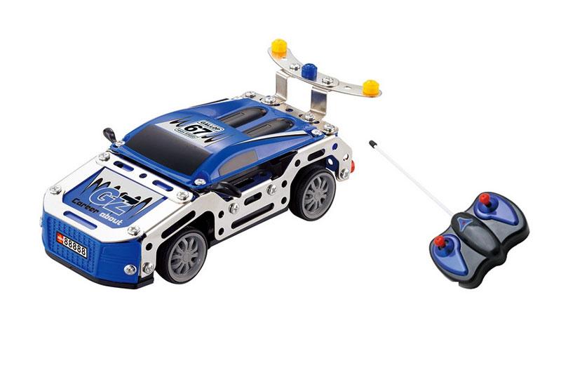 DIY Alloy Toy Car