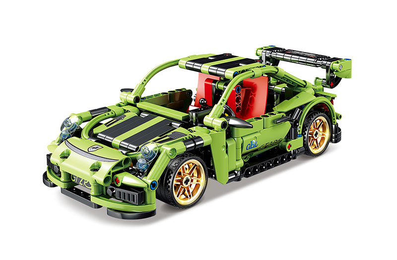 Racing Car Building Kit