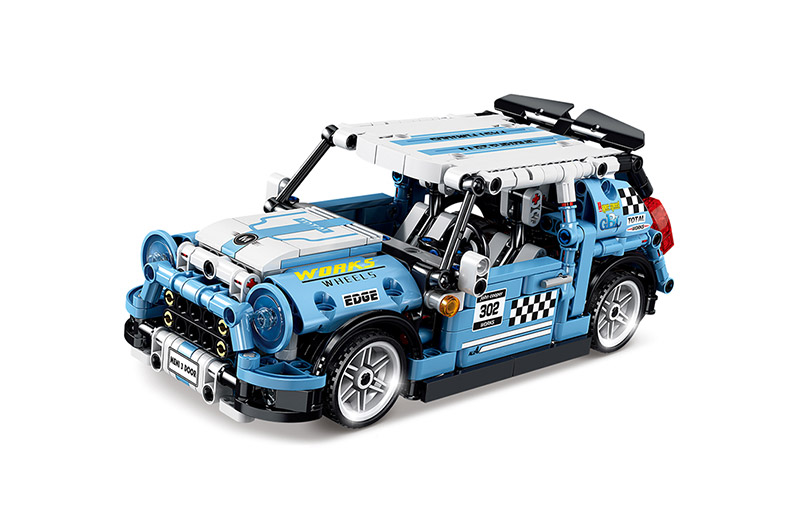 Truck Toy Building Kit