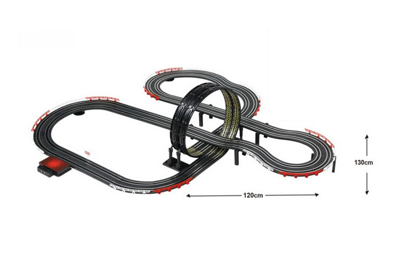 Slot Car Track 1:64
