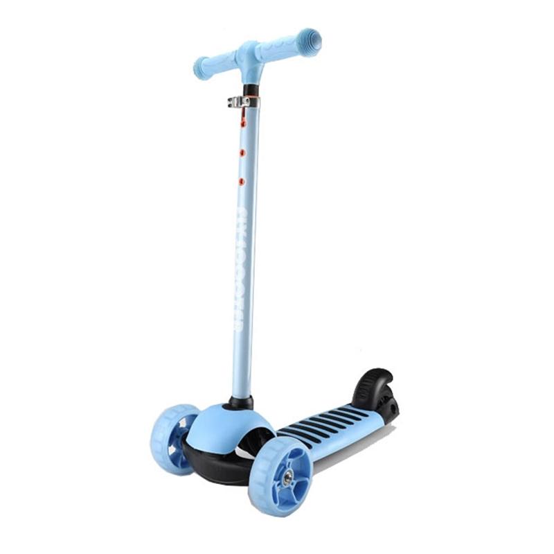 Three-Wheels Kids Scooter Vehicle