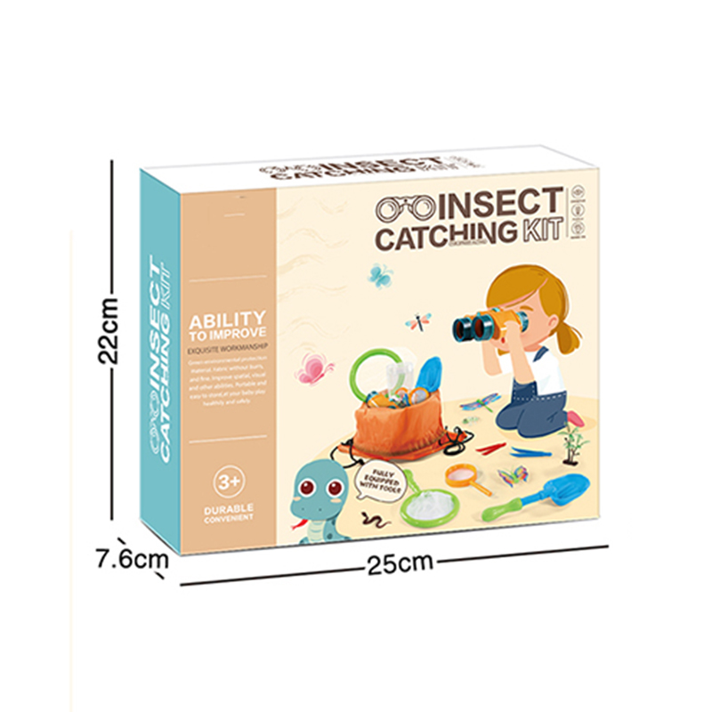 Outdoor Insect Catching Kit