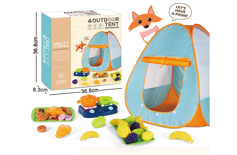 Kids Camping Tent Sets
